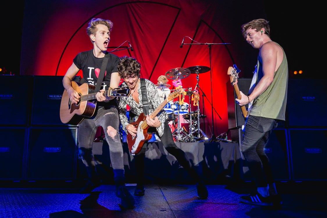 The Vamps Live in Singapore