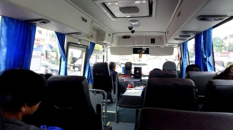 รถเมล์สาย Y70E